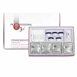 O3 Power Brightening Facial Kit