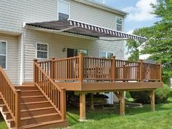 Retractable Terrace Awning