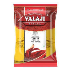 Chilli Powder Packaging Pouch