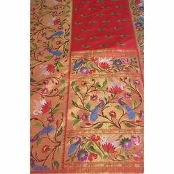Ladies Fancy Designer Silk Saree