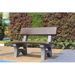 High Quality RCC Wood Bench