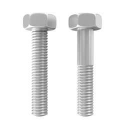 Galvanised  Hex Bolt