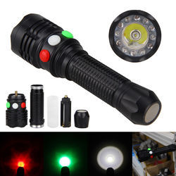 LED Tri Color Signal Torch