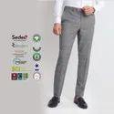 Gots Organic Cotton Mens Trousers