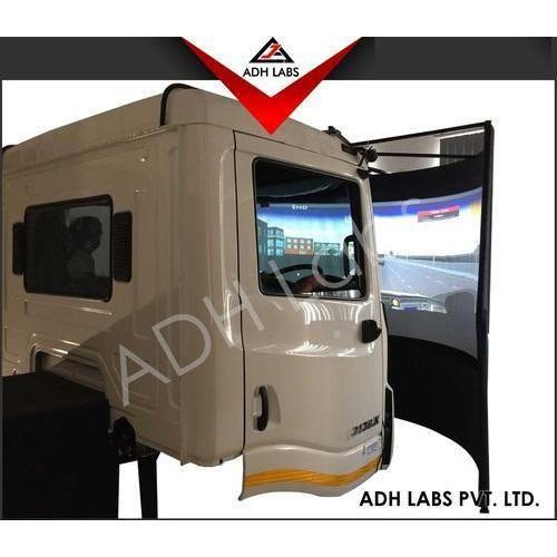 Motion Truck Simulator 3DOF / 6DOF - ADH Labs Private