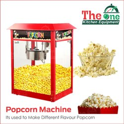Pop-Corn Maker Machine