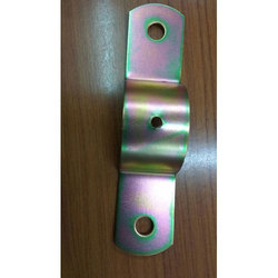 Mild Steel Silver Half Clamp, For Industrial