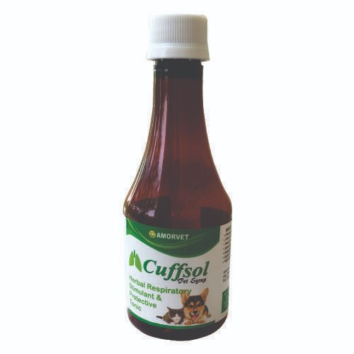 Cuffsol Pet Syrup