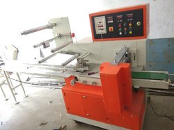 Chikki Wrapping Machine
