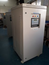 Three Phase Oil Cooled Servo Stabilizers