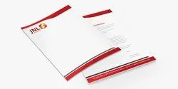 White Paper Letterhead Printing Services, Size: a4, Finished Product Delivery Type: Home Delivery