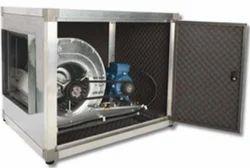 Kpb 10-10 0, 25 Kw 830 Rpm 50hz Circular Duct Fans