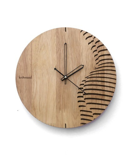 Wooden Wall Clock Neotric E At Rs 799 Unit Gali No