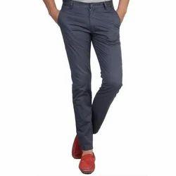 Plain Cotton VIXIN Formal Trousers For Men
