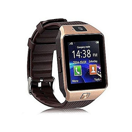 Black LCD Touch Screen Smart Watch