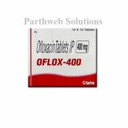 Oflox 400mg Tablets