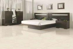Gloss Ceramic Polished Vitrified Tiles, 8 - 10 Mm, Size: Medium