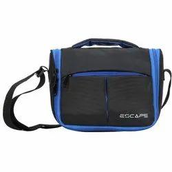Handbags Black Escape Multipurpose Sling, For Casual Wear