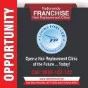 Hair Replacement Clinic Franchise