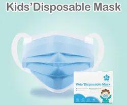 everyday use Girl & Boy Kid Mask, Child Age Group: 3-12 Years