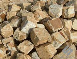 Sandstone Cube