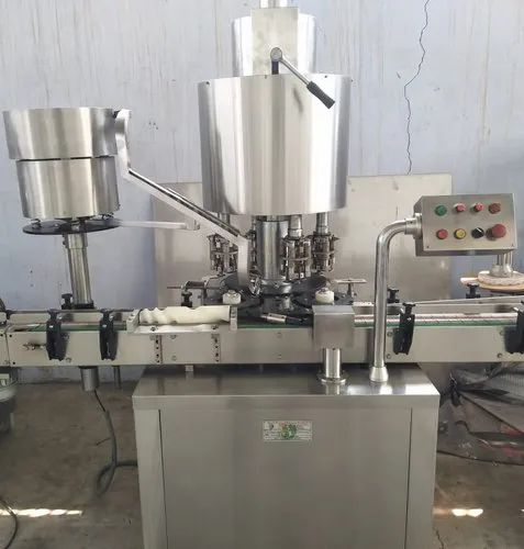 Capping Machines - Hand Held Capping Machine Manufacturer