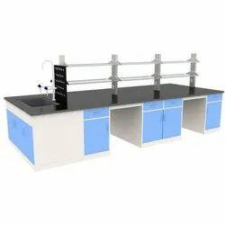 MS Laboratory Island Bench
