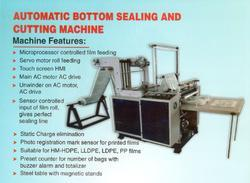 Micro Processor Controlled Bottom Sealing Machine