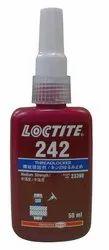 Industrial Grade Loctite 242 Threadlocker, 50 Ml