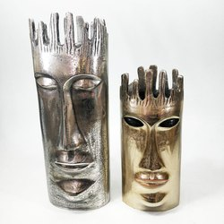 Aluminum Antique Figures