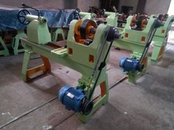 HIPAT Green Metal Spinning Lathe Machine, Automation Grade: Manual