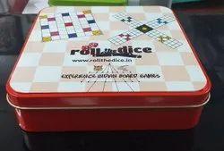 Kids Game Printed Tin Box