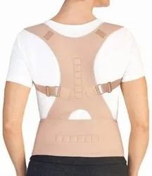 Unisex Adjustable Posture Back Support Brace For Back Pain Relief