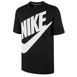Nike Black And White T-Shirt