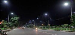 Bajaj Galvanized Iron Octagonal Street Pole