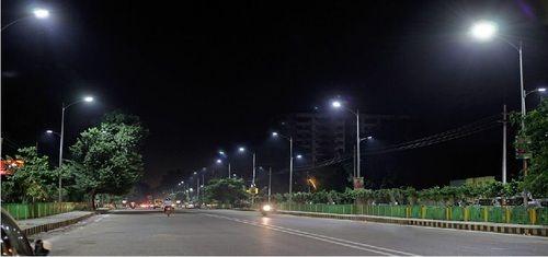 Galvanized Iron Octagonal Light Pole