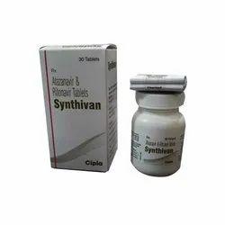 Atazanavir and Ritonavir Tablet