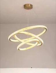 LED Aluminium Indoor Hanging Light
