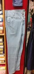 Stretchable Slim Ladies Jeans, 15 and adove 28 to 34