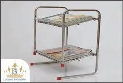 SS Book Stand