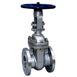 Hastelloy Steel Valve