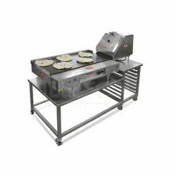 Goyal Chapati Making Machine, Automation Grade: Semi-Automatic