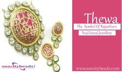 Kundan Pendant Collection