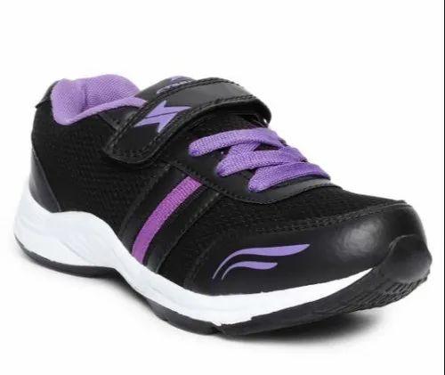 Paragon Boys P-Toes Black - Purple