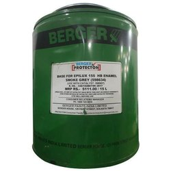 Berger Black Industrial Paints, Packaging Size: 20 Ltrs