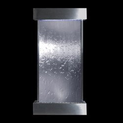 Transparent Glass Water Fountain