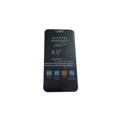 Alcatel Idol 4 Mobile Phone, Screen Size: 5.2 Inches