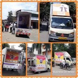 Mobile Van Advertisement Service