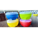 Round Plastic Containers