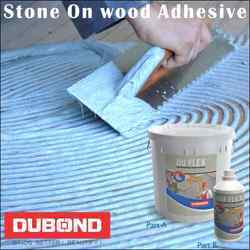 Stone On Wood Adhesive